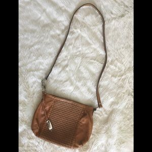 B. Makowsky Crossbody Hobo Bag